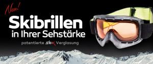 SK-X optische Skibrillen