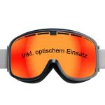 adidas Skibrille mit Optik