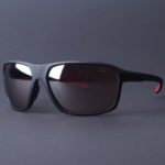 evil eye nook Sonnenbrille e011 black matt side - grey